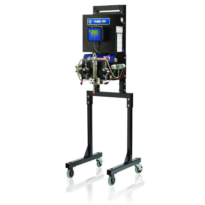 Equipamento de mistura automatica de bi componentes 2KE