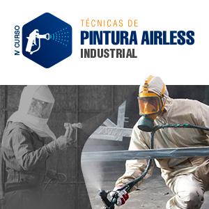 Curso Técnicas de Pintura Airless Industrial