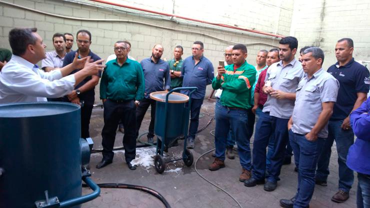 Workshop de Pintura Industrial em Espírito Santo